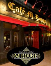 Cafe M. Rouge Bar & Bistro Buckhead