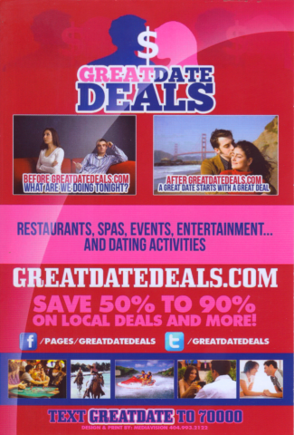 deals tampa singles events