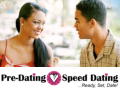 Pre-Dating Speed Dating
